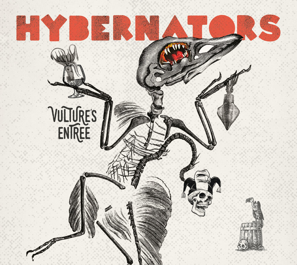 Vulture's Entree EP by The Hybernators