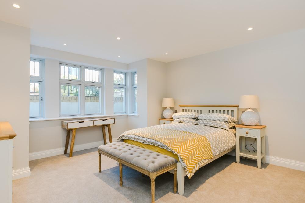 Lower Ground Floor Bedroom
