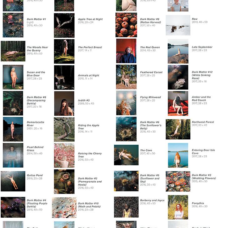 Image Checklist - Click to enlarge