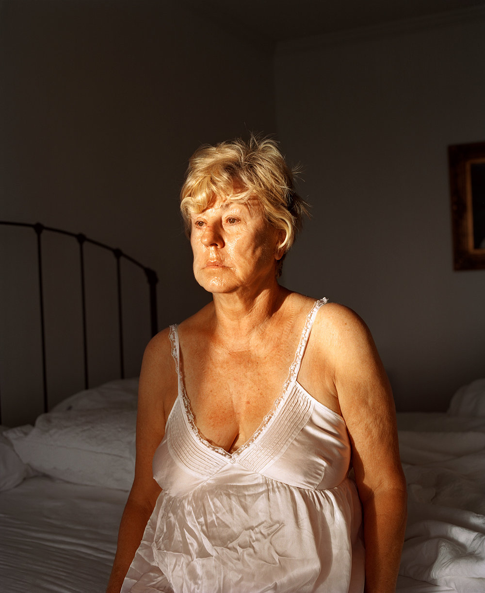Gayle in Morning Light, Remission