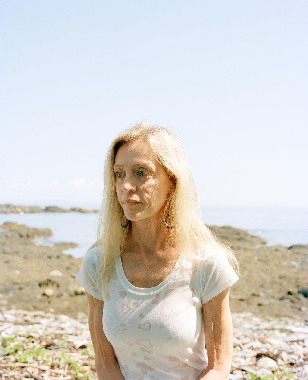 Lynn on Stony Beach
