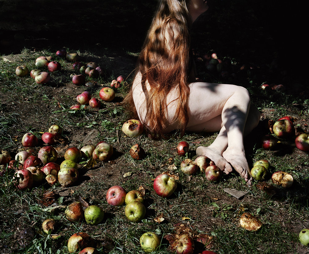 Jenna and the Fallen Apples