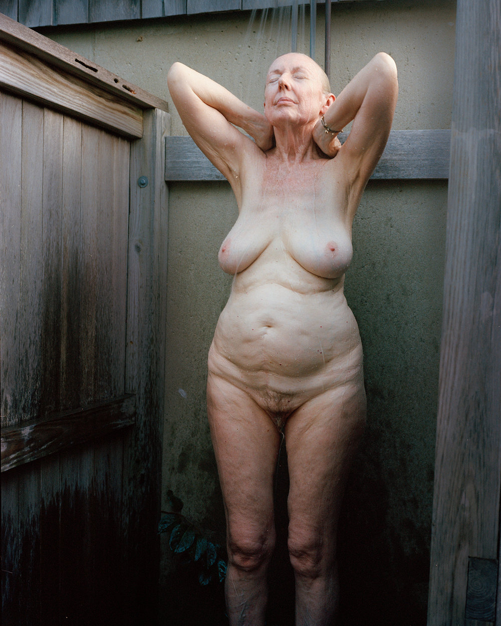 Jane in Shower