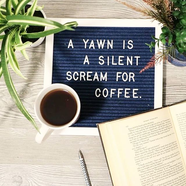 I feel that on a spiritual level. ☕🌿 #coffee #currentmood #workflow #wednesday