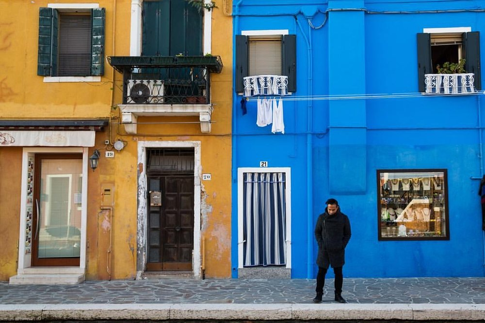 Burano won me over  (at Burano, Veneto, Italy)
