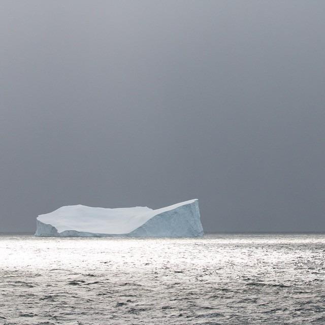 A lonely iceberg #antarcticaordie (at Antarctica)