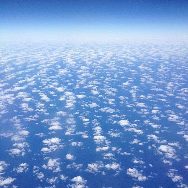 Somewhere over New Zealand (at Otorohonga)
