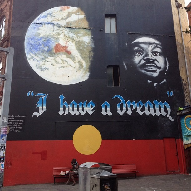Dream Big (at Newtown)