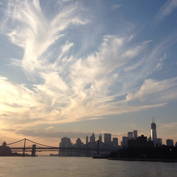 Fine day (at DUMBO)