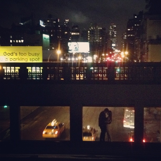LOVE on The Highline (Taken with  Instagram  at The Highline)