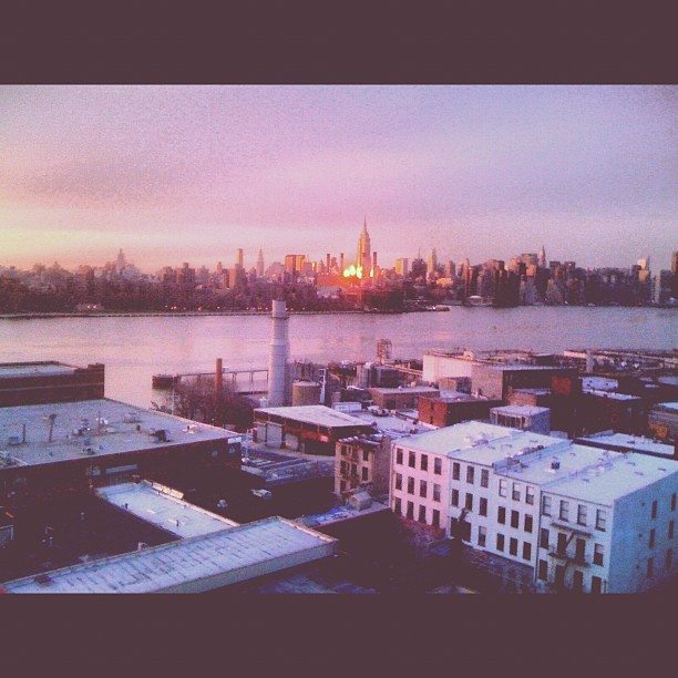 Magic Hour (Taken with  Instagram )
