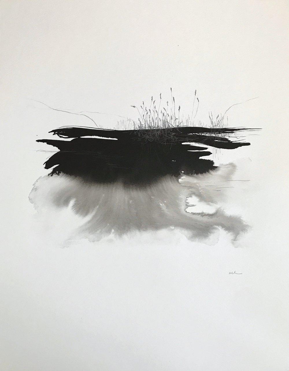 A Quiet Meditation I - 2018