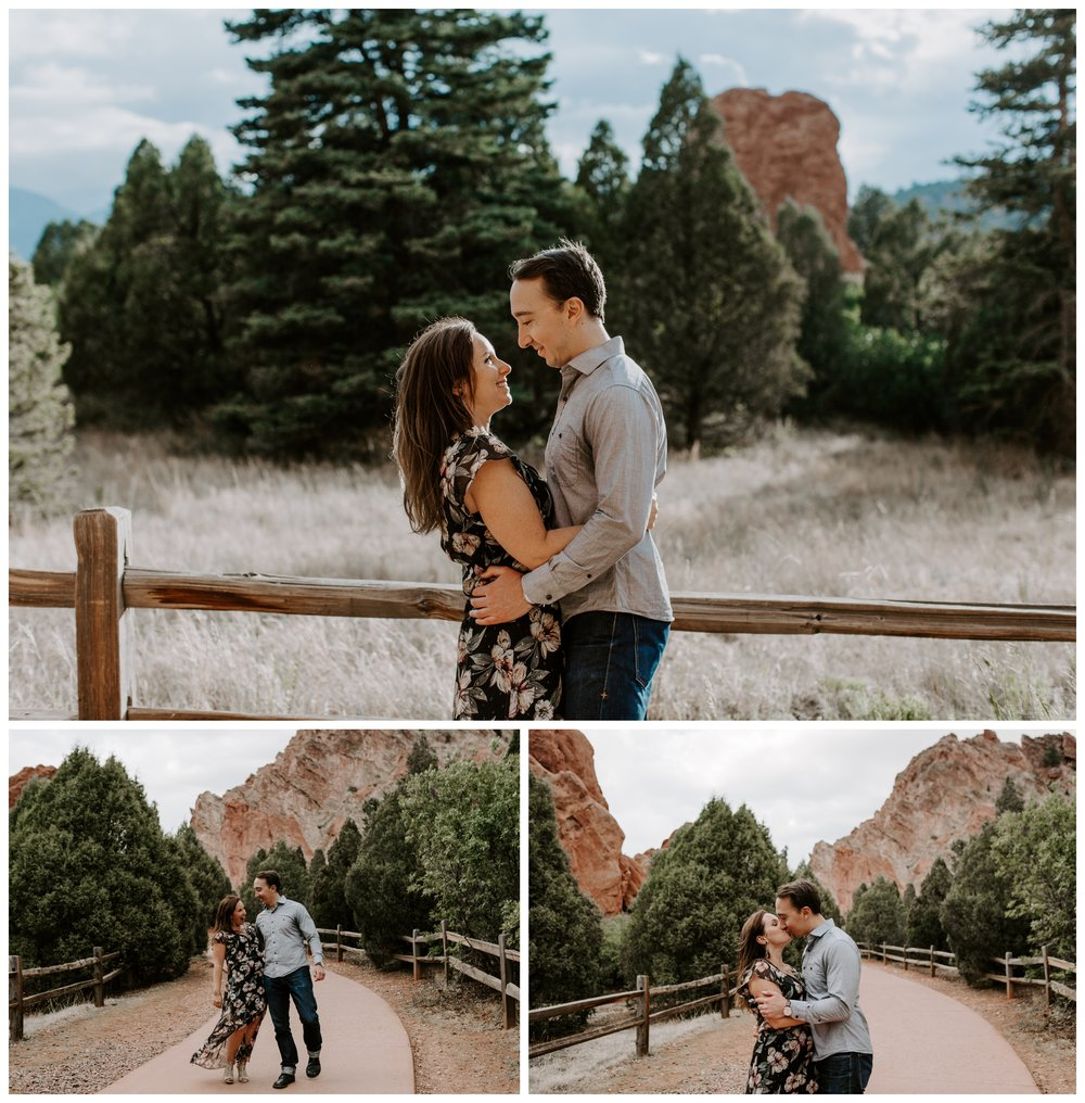 rocky mountains engagement