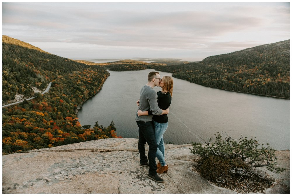 acadia national park engagement