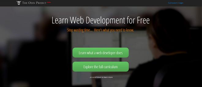 learn web development for free