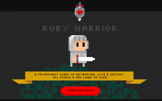 learn programming with Ruby