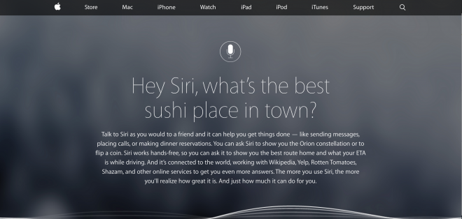 Stealth Mode Startup: Siri