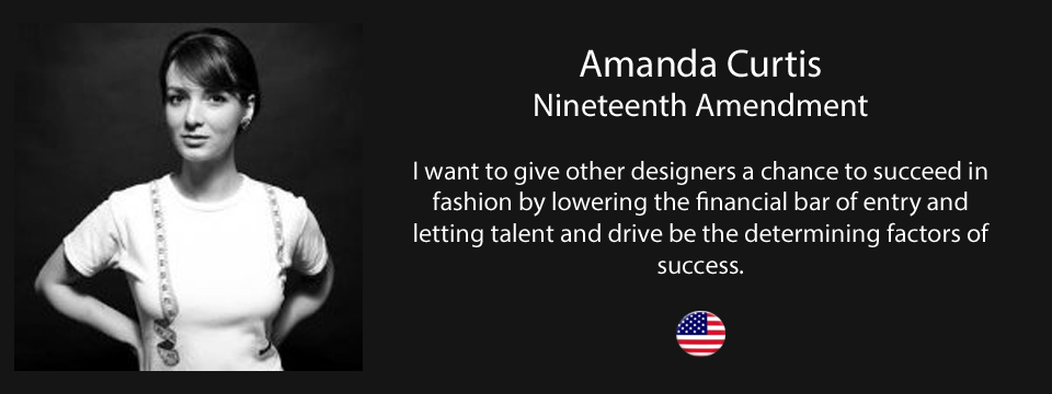 nineteenth amendment amanda curtis 30 under 30 winner