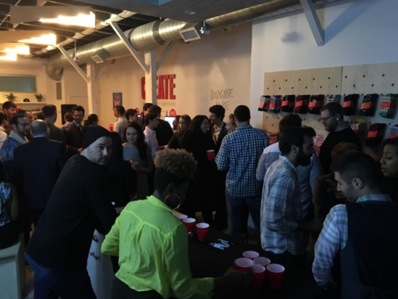 Chicago Tech Winter Soiree by Startup Institute alumni community