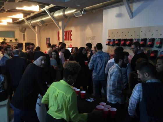 Chicago Tech Winter Soiree by Startup Institute alumni community