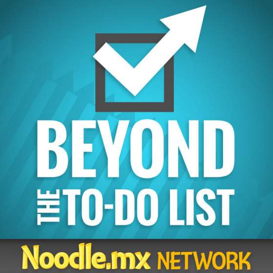 productivity podcast beyond the to-do list