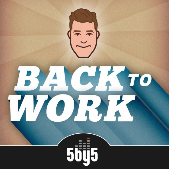 productivity podcast back to work