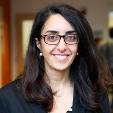 Wafaa Arbash - Program Manager, Boston@wafaa_arbash