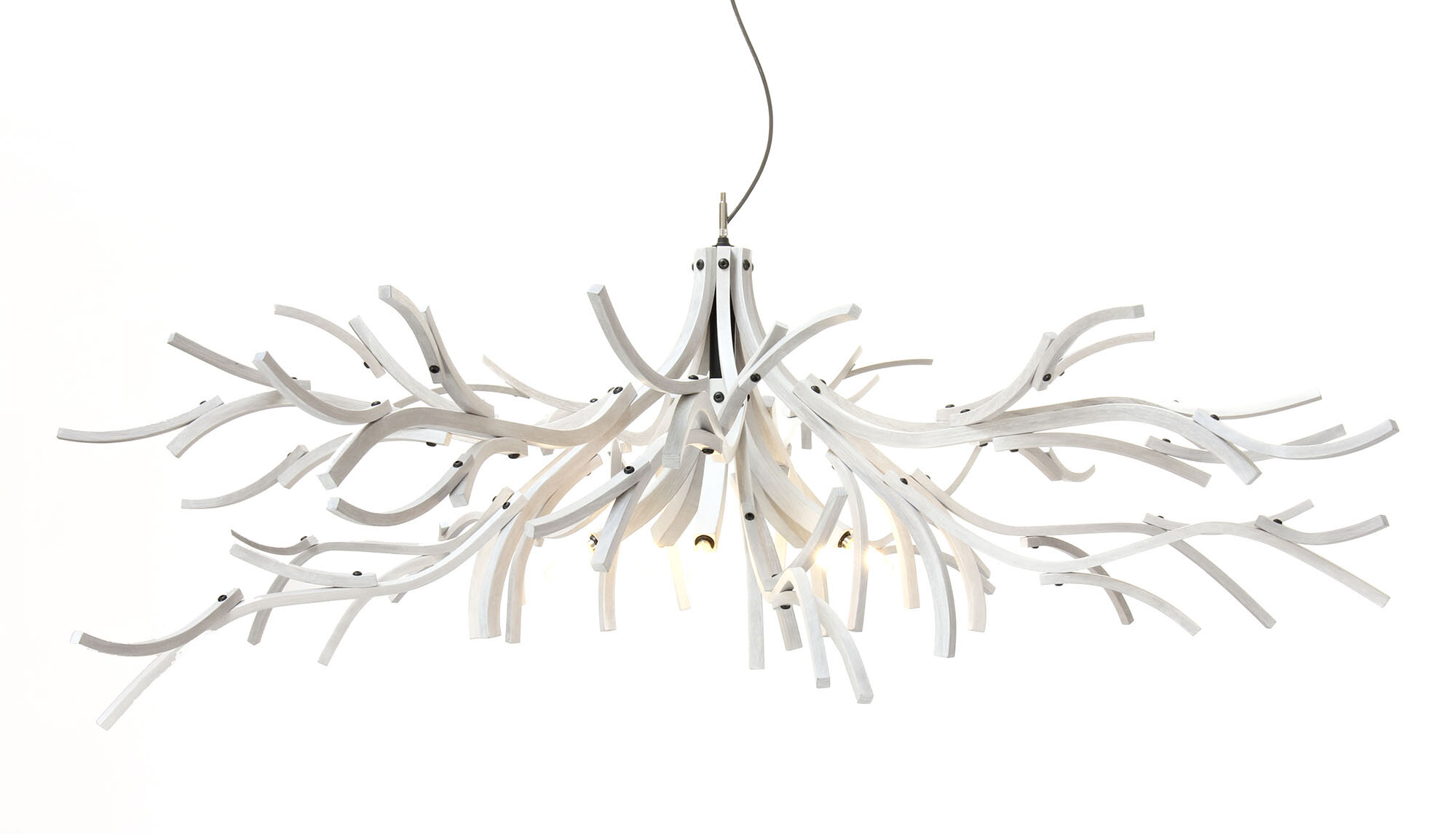 Branches Chandelier Custom — Brothers Dressler
