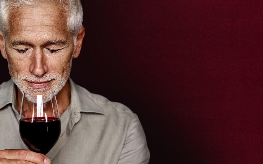 Tasting a bespoke Bordeaux wine