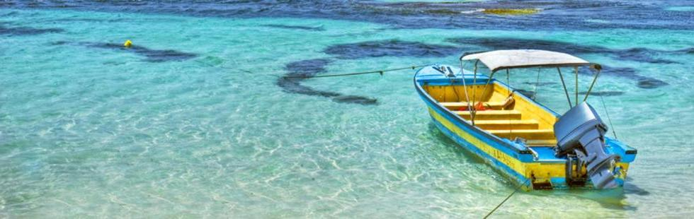 Isla Baru waters, where we will have our day trip