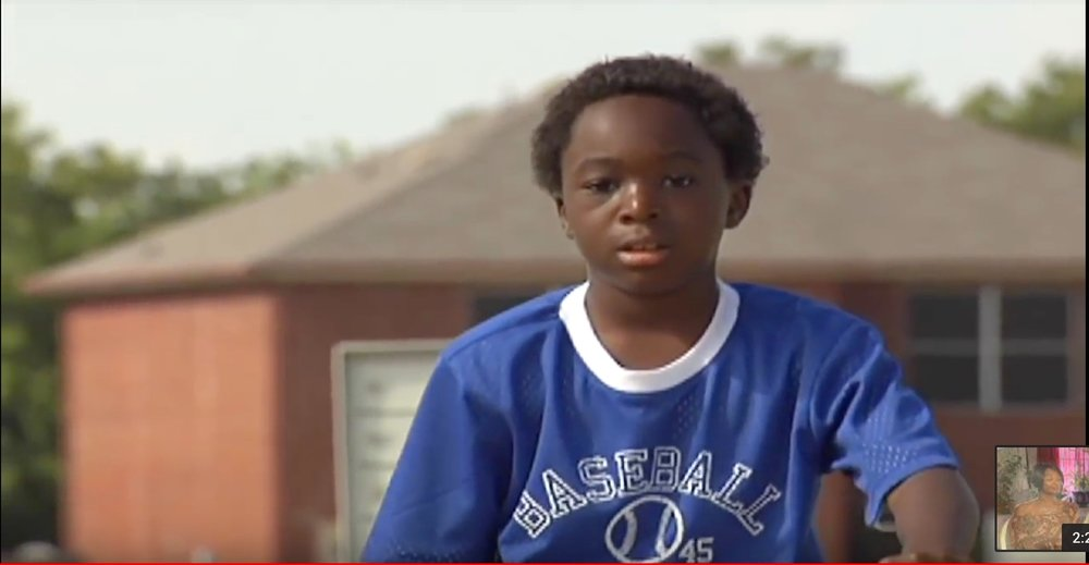Barry Beats MS - Watch the story of Joseph Davis, Jr to find out how adult stem cells saved this sickle cell patient.