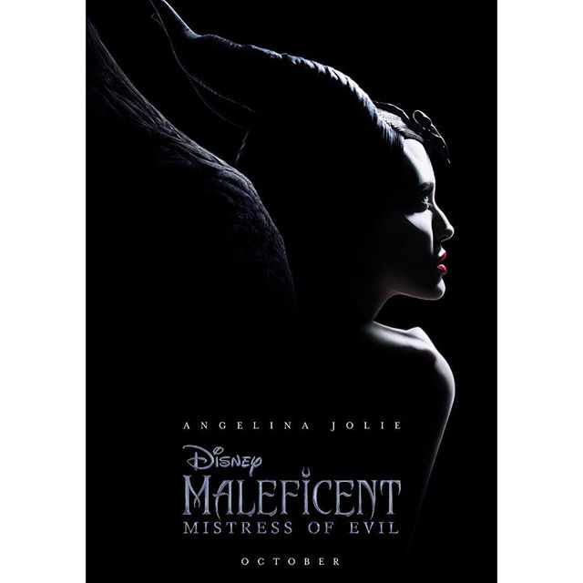 @disneystudios released the first poster for #maleficentmistressofevil. Starring TCG's @harrisdickinson, the film is set for release in October this year! @disneymaleficent