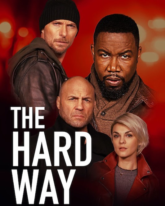 #TheHardWay with TCG's #dancade is now available to watch on @netflixuk #talentagent #talentedclient