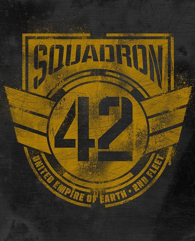 Hotly anticipated video game @squadron42 'should be available to play in 2020' says it's creator #ChrisRoberts. With an all star cast, featuring TCG's @macgechancharlie as 'Bertram'.