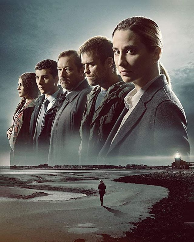 @itv six-part crime drama #TheBay starts tonight at 9pm with TCG's @educkles as Hanna. Don't miss it!