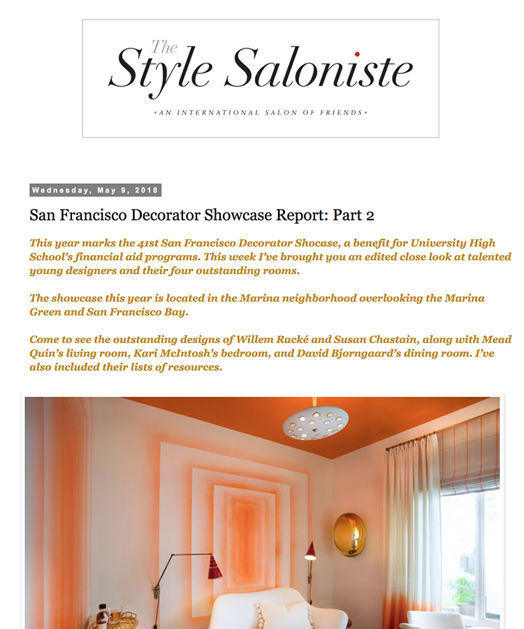 The Style Saloniste