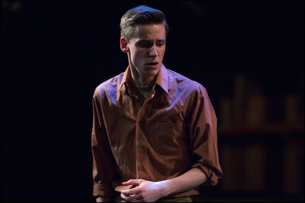 Daniel as Henry Maison, Incognito