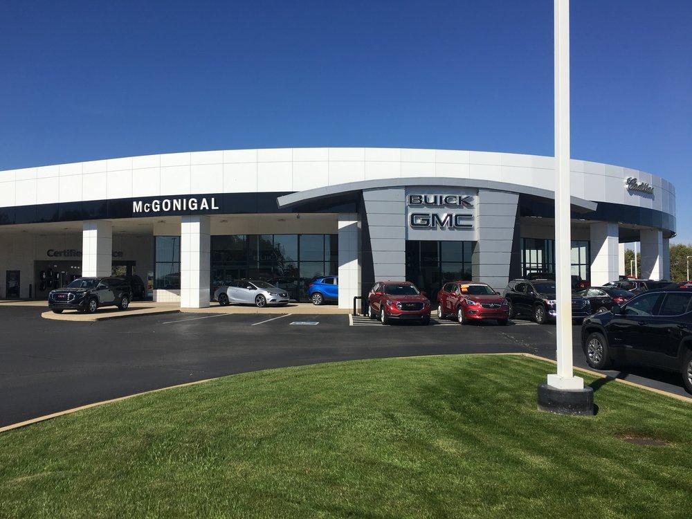 McGonigal Buick GMC Caddillac - Kokomo, Indiana