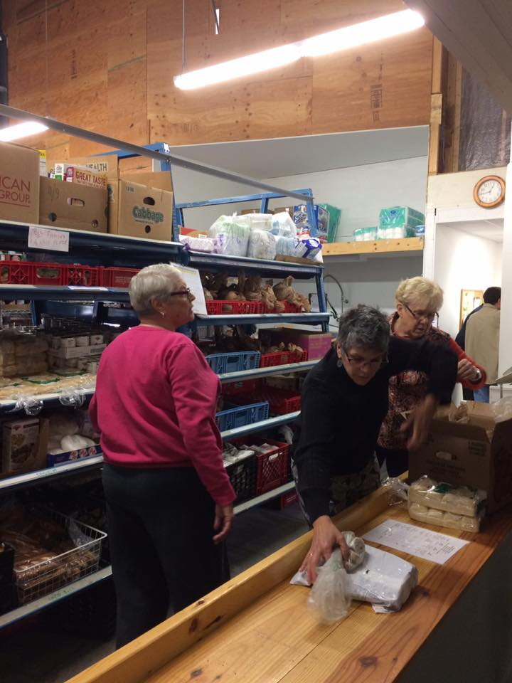 Wakefield Food Pantry