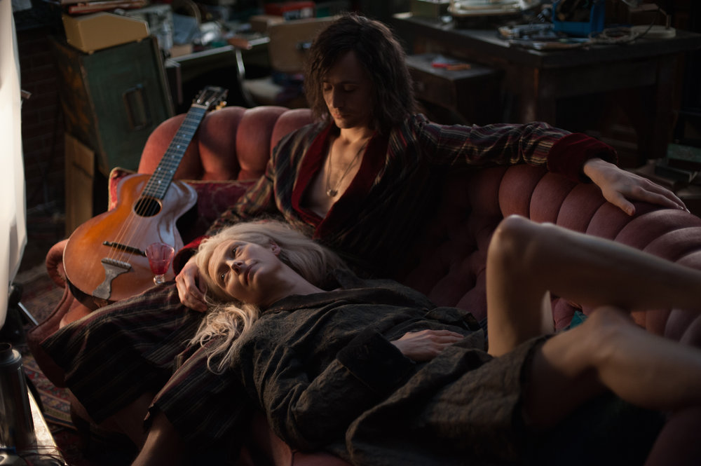 Tilda Swinton and Tom Hiddleston in  Only Lovers Left Alive  (2013)