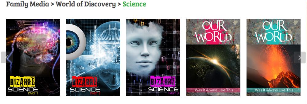 SmartKidz Media Science