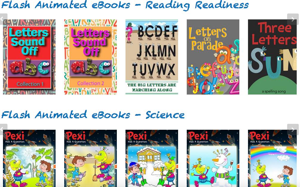SmartKidz Media Ebooks