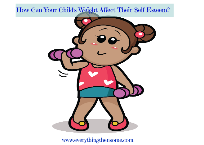 child's weight