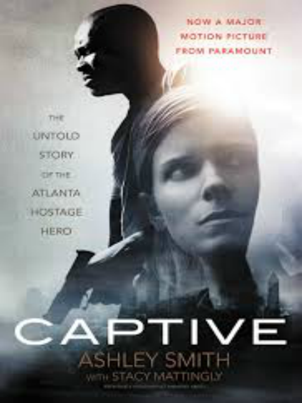 """""""Captive"""" Book Review and Giveaway"""