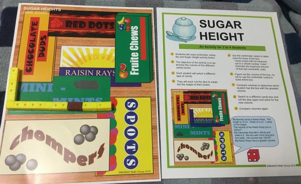 Mango Math-Sugar Height