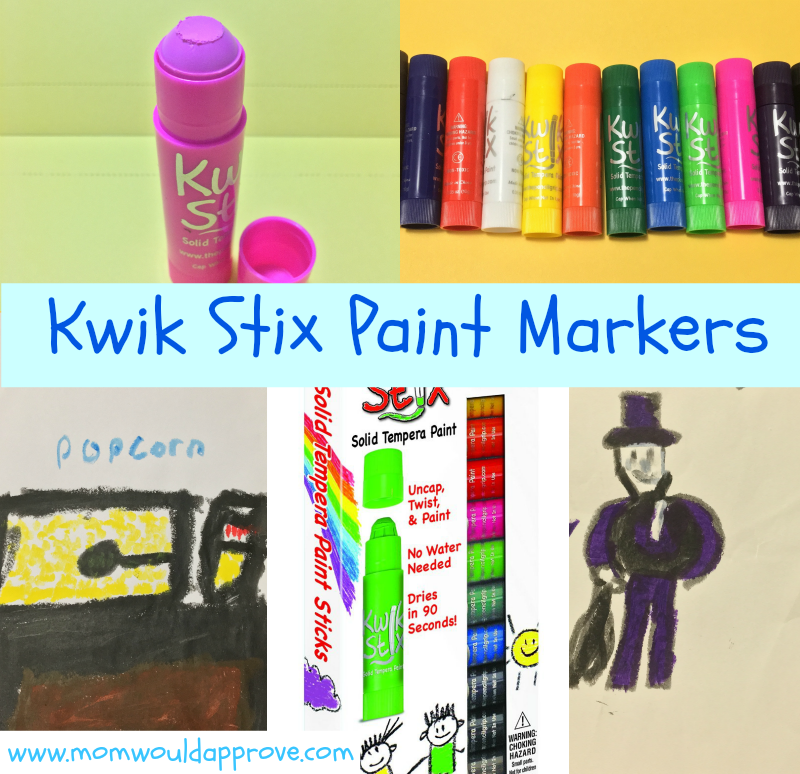 kwik stix marker