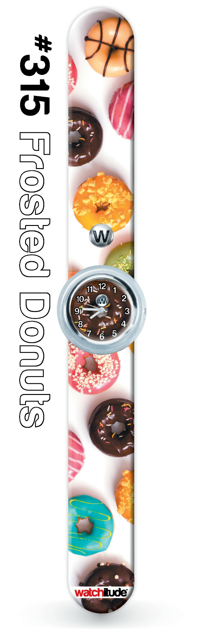 Watchitude- The Watch With Attitude