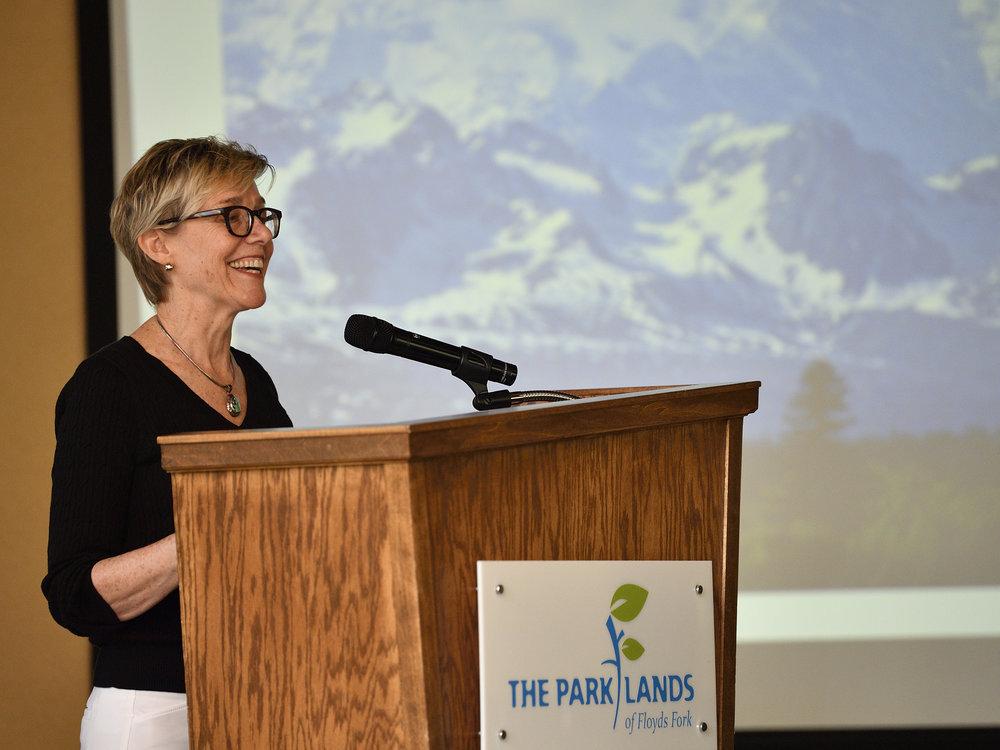 Ann Coffey   - Founder and Co-creator of Forte, LLC,  last year's Keynote Speaker