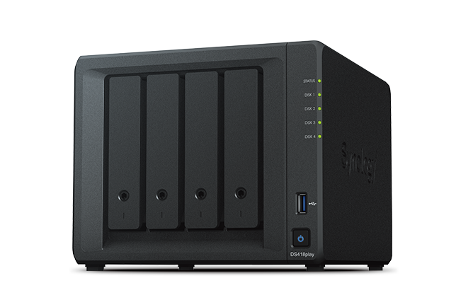 DS418Play Synology©