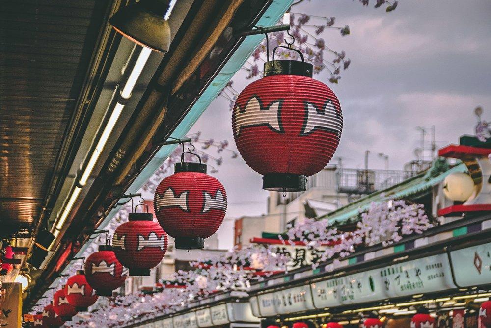 Visiter tokyo une semaine guide par jour par quartier asakusa marche senso ji japon asie blog voyage photographie